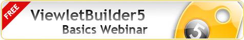 ViewletBuilder5 Basics Webinar